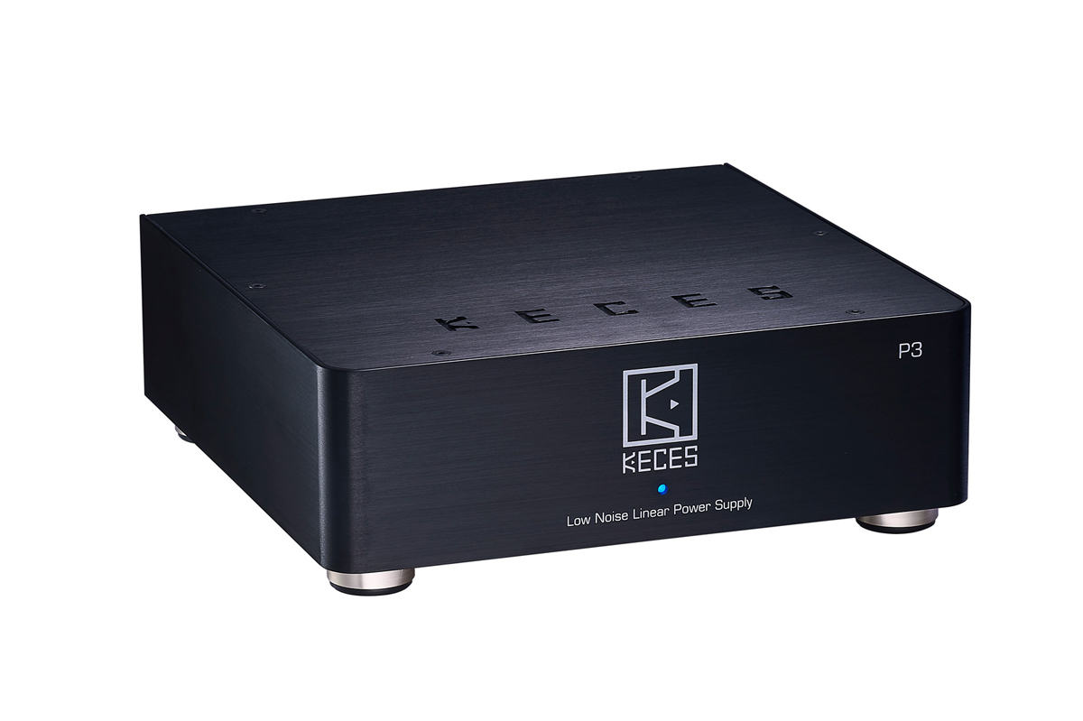 Keces  P-3 Dual DC linear Power supply