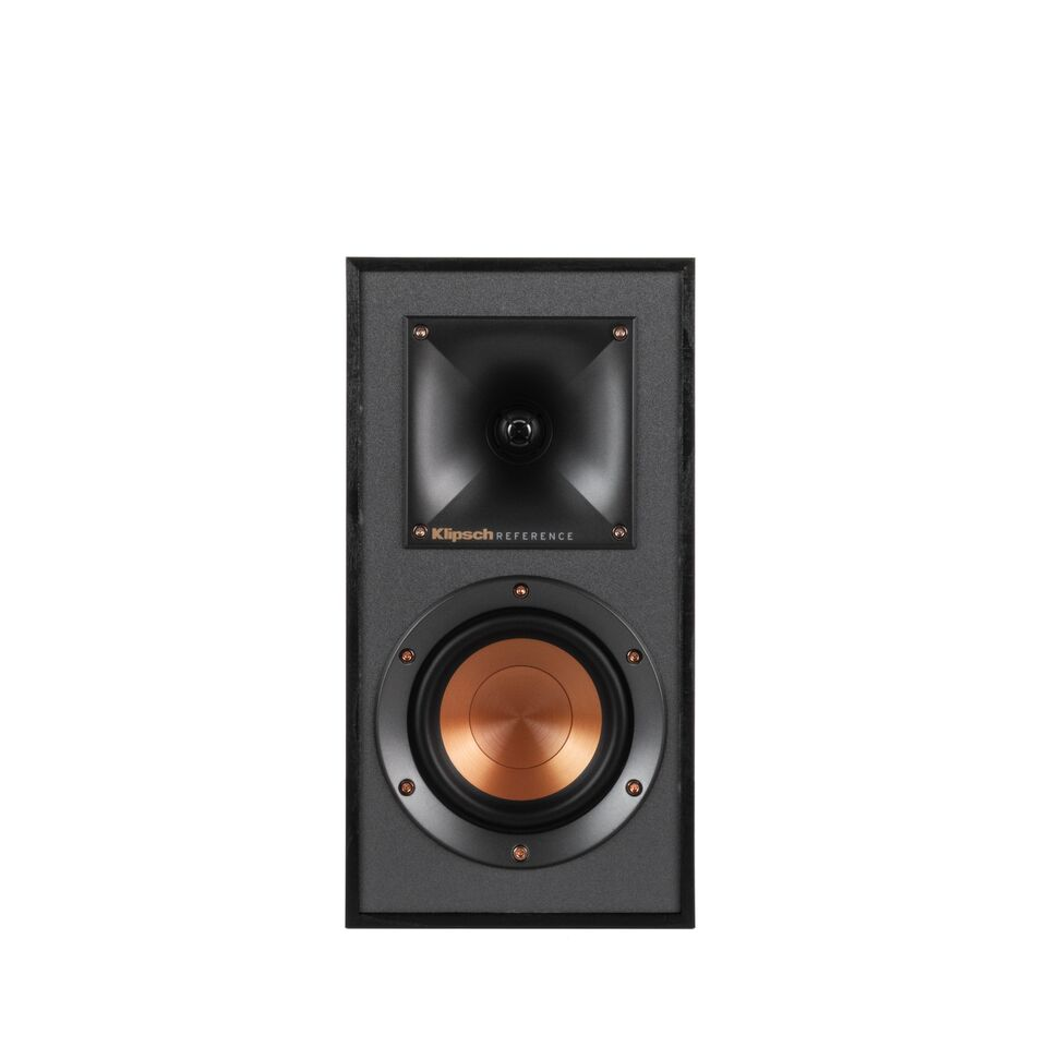 Klipsch R-41SA Atmos Surround-Speakers, black