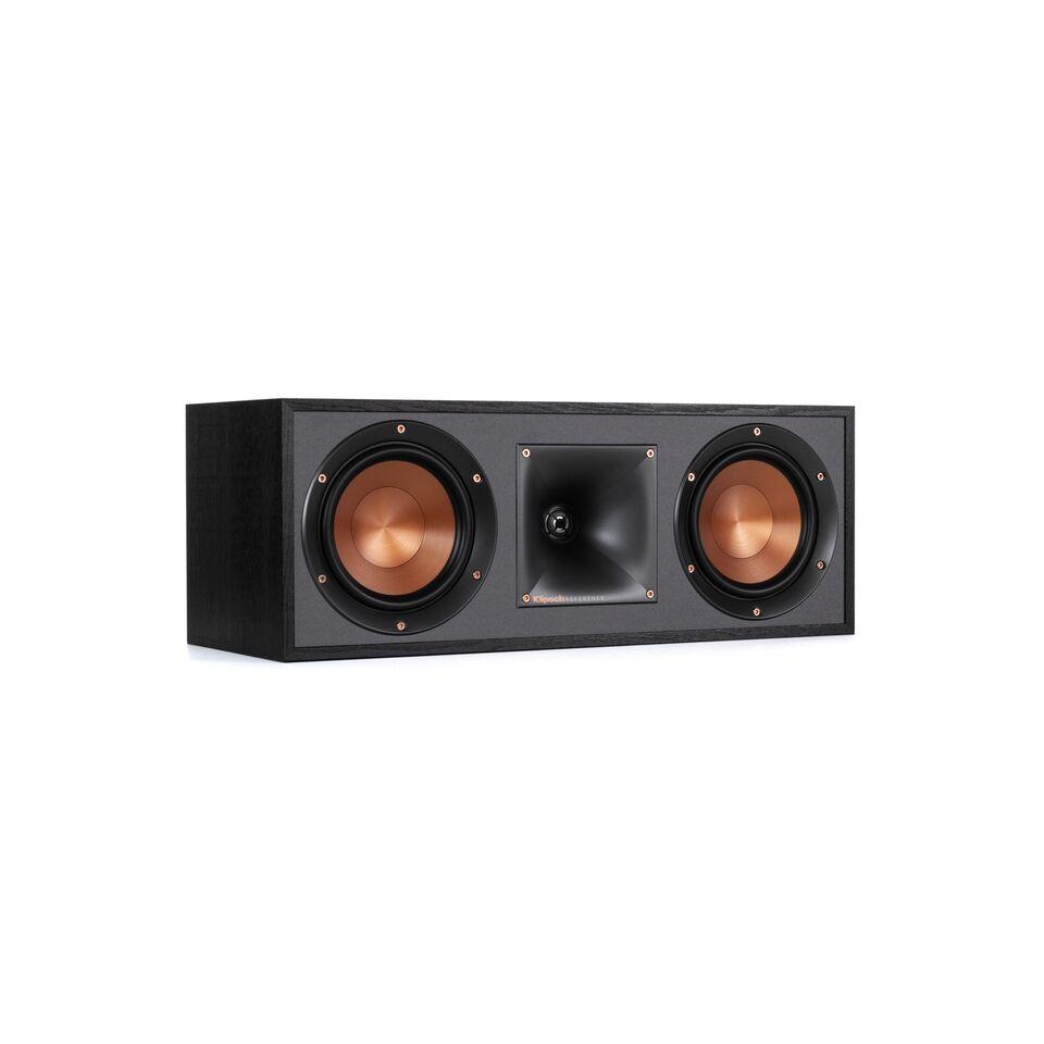 Klipsch R-52C Center-Lautsprecher, schwarz