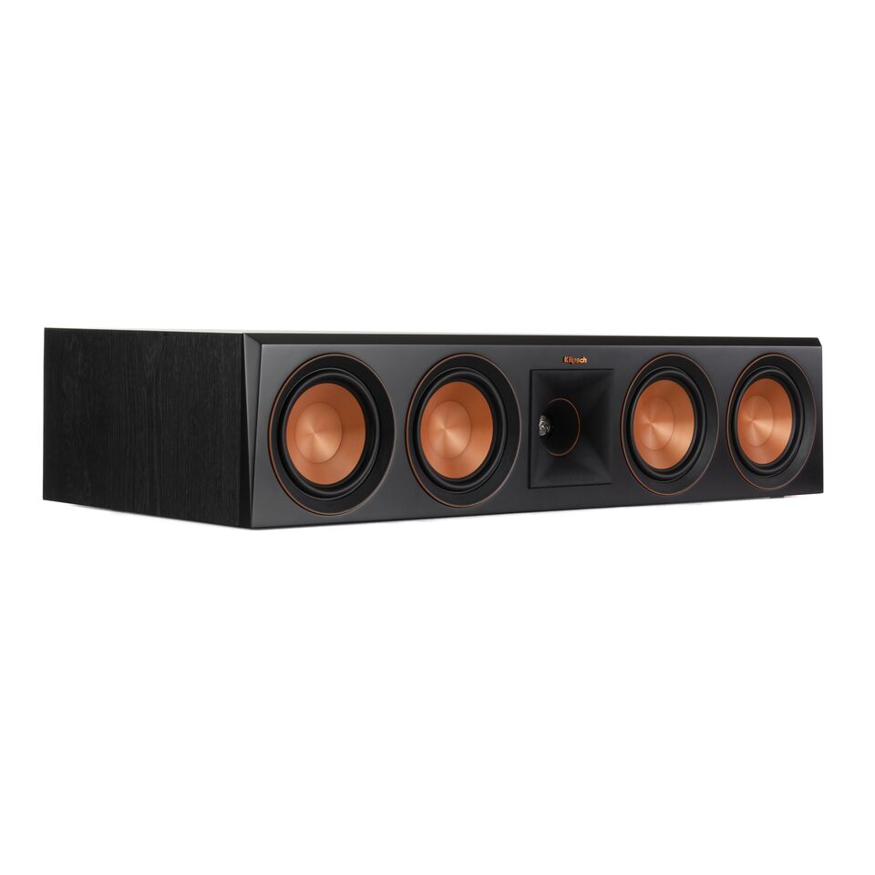 Klipsch RP-504C Center-Speaker, Ebony