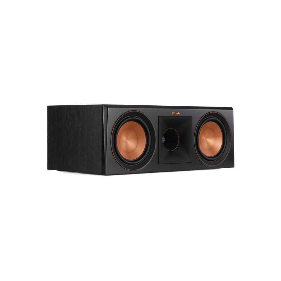 Klipsch RP-600C Center-Speaker, Ebony