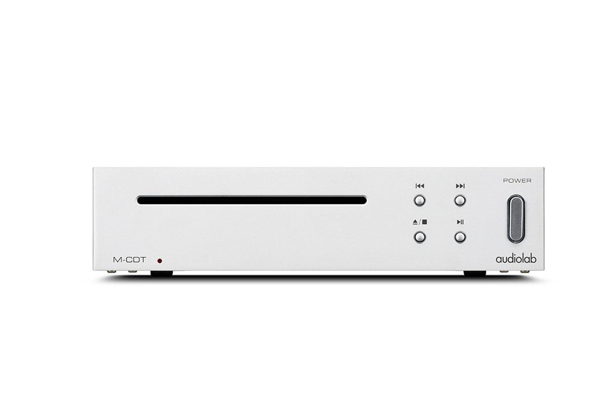 Audiolab M-CDT CD-Laufwerk, silber