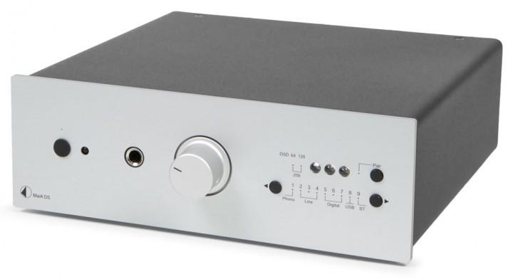 Pro-Ject Maia DS Vollverstärker - Bluetooth und USB