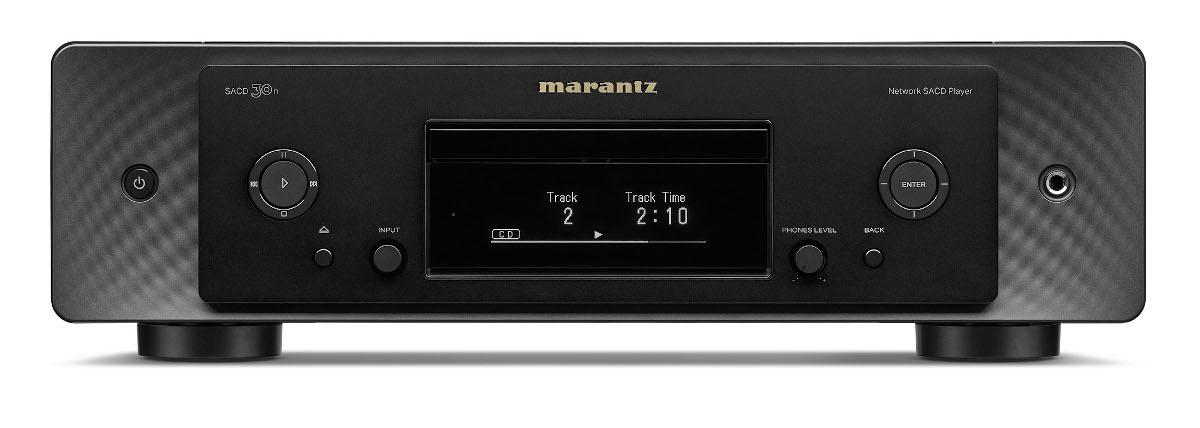 Marantz SACD 30n SA-CD Player mit DAC schwarz