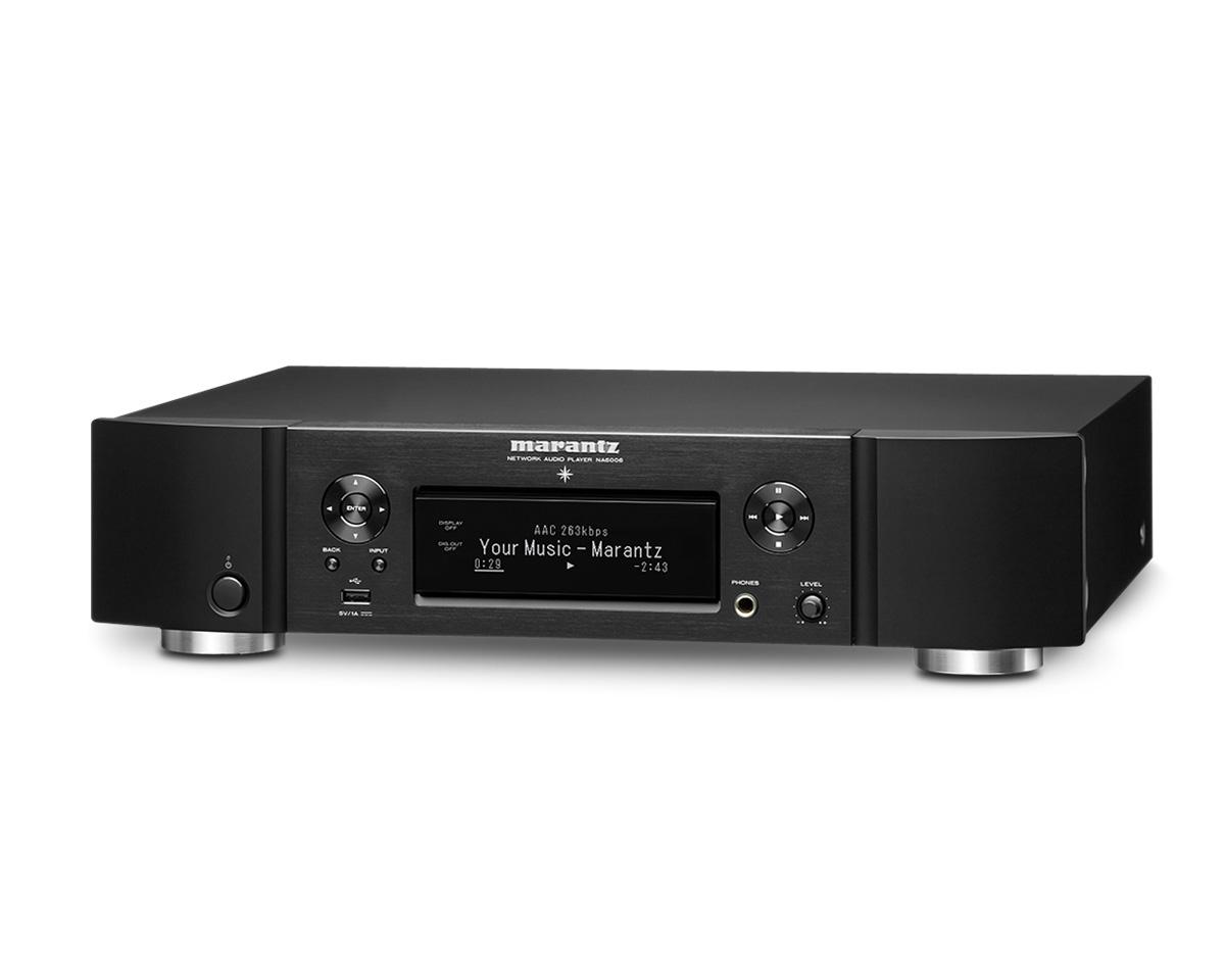 Marantz NA 6006 Netzwerk-Audioplayer schwarz