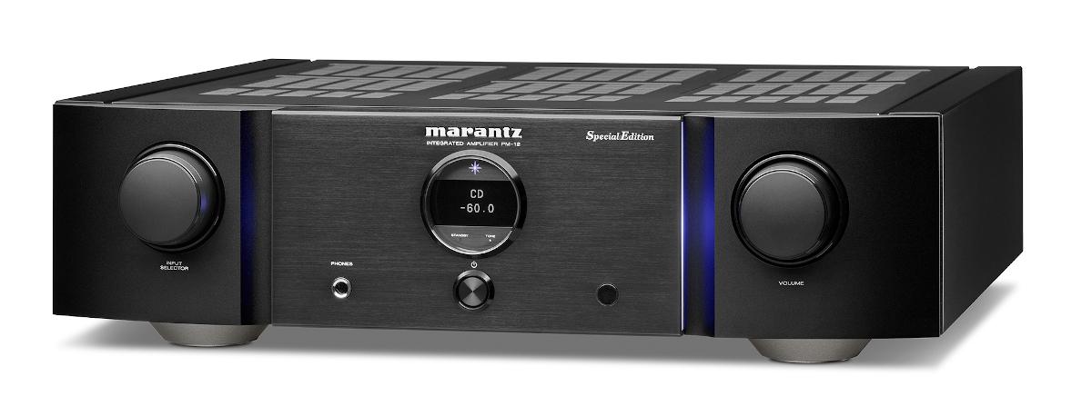 Marantz PM-12SE Vollverstärker mit Phono, Special Edition