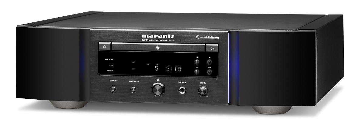 Marantz SA-12SE SA-CD-Player mit DAC, Special Edition schwarz
