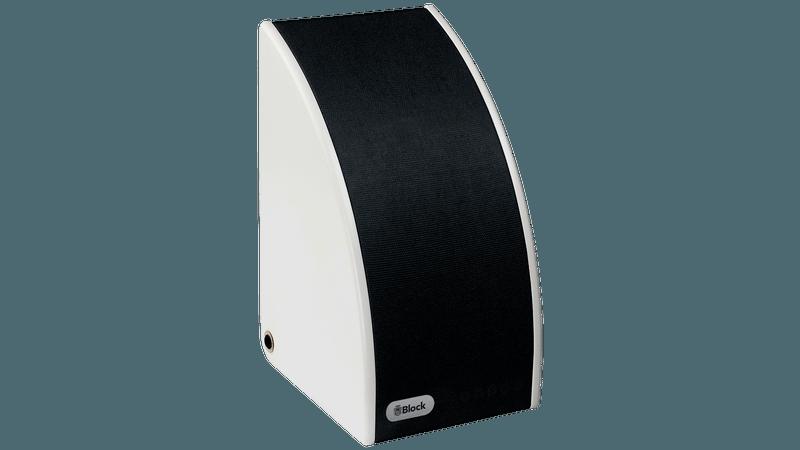 Block SB-100 Multiroom-Lautsprecher Weiss
