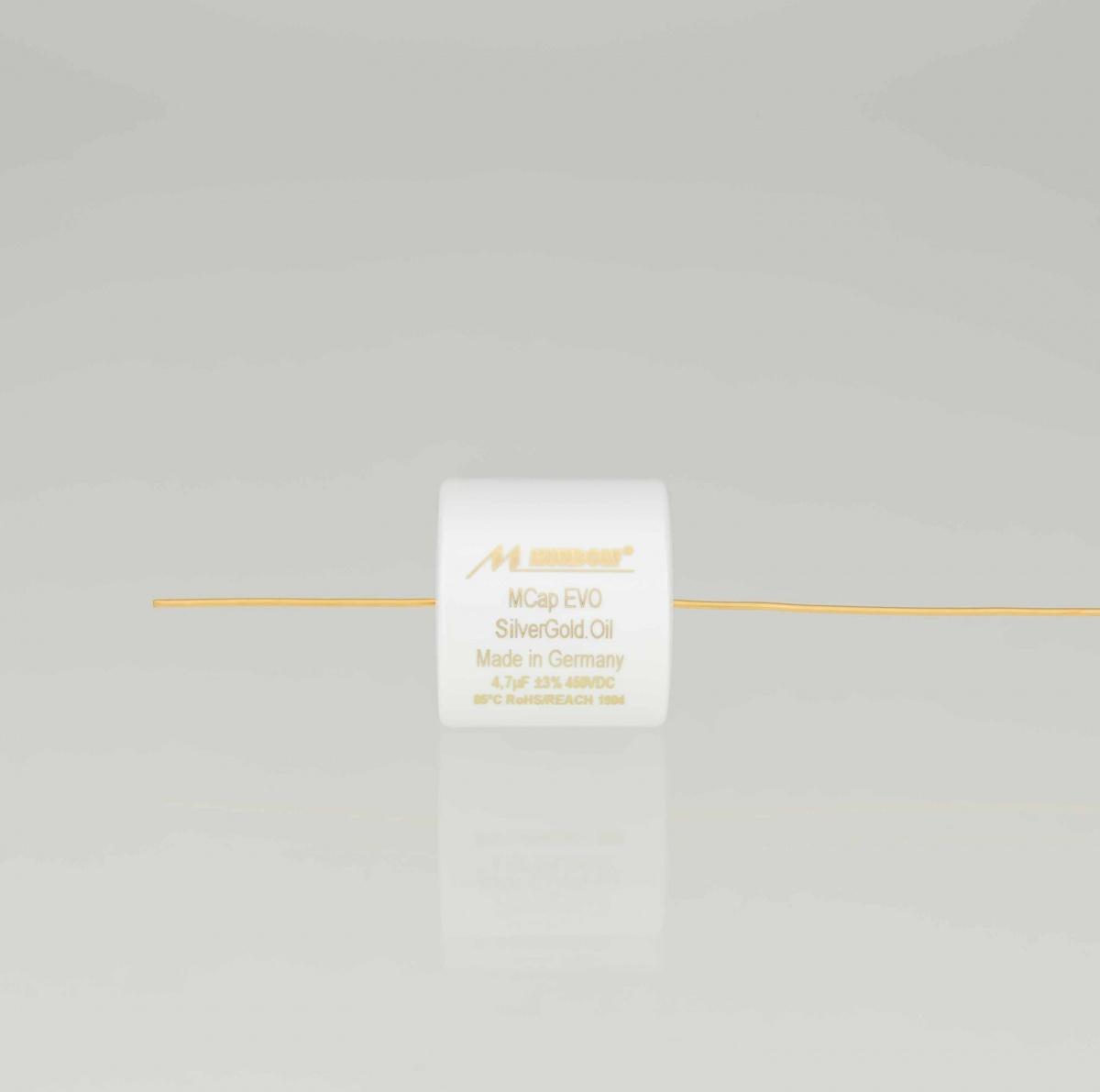 Mundorf M-CAP EVO Silver/Gold/Oil 450 V