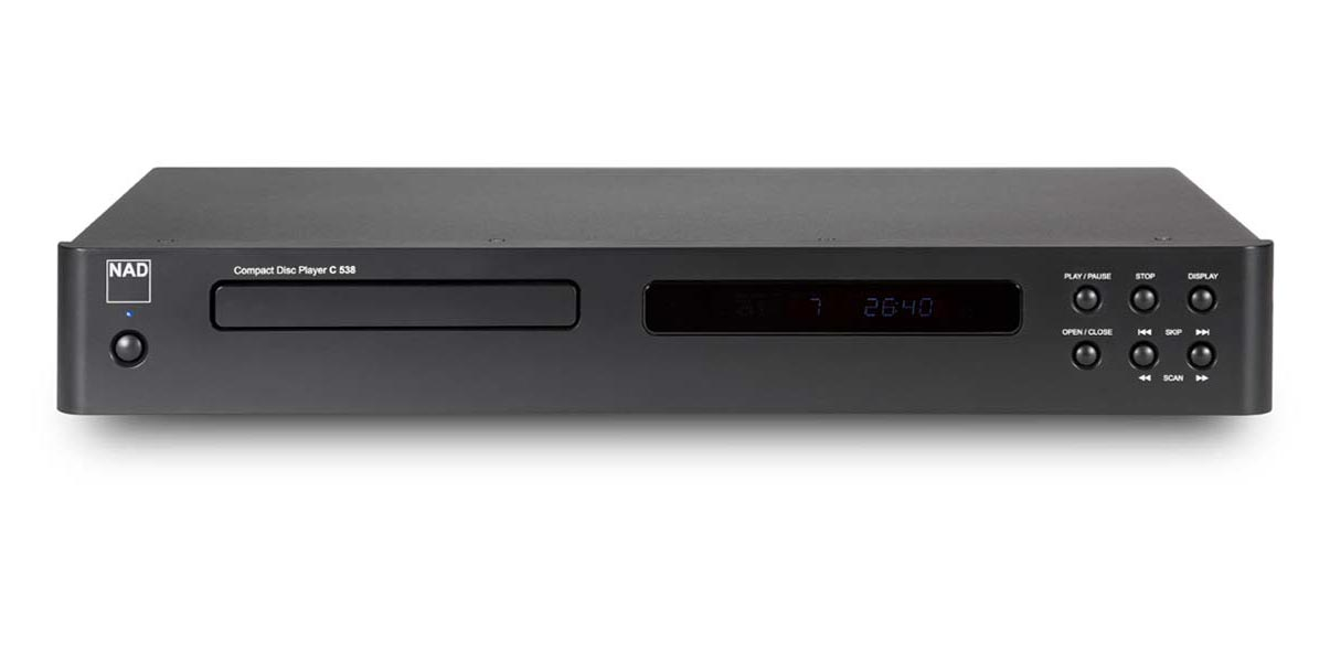 NAD C 538 CD-Player