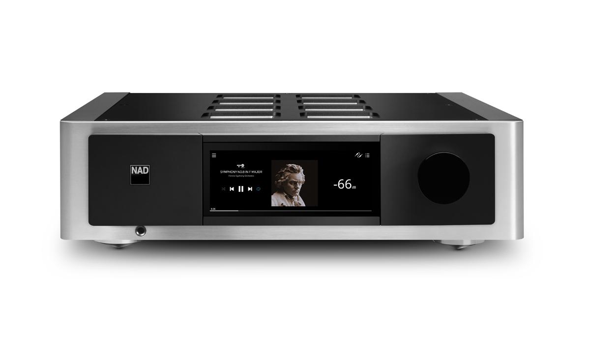 NAD Masters M 33 BluOS®-Streaming-DAC-Verstärker