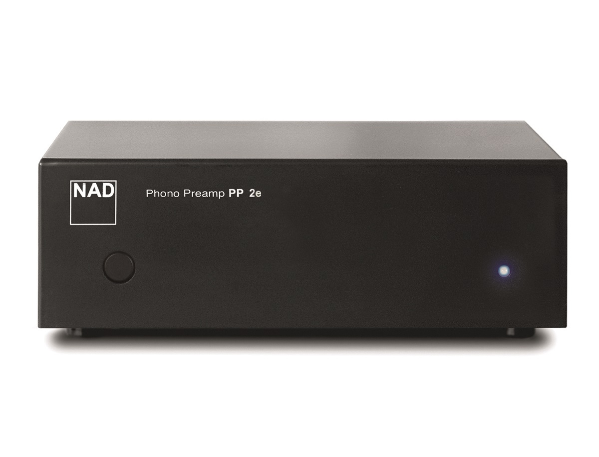 NAD PP 2i MM/MC Phono-Pre-Amplifier, graphite