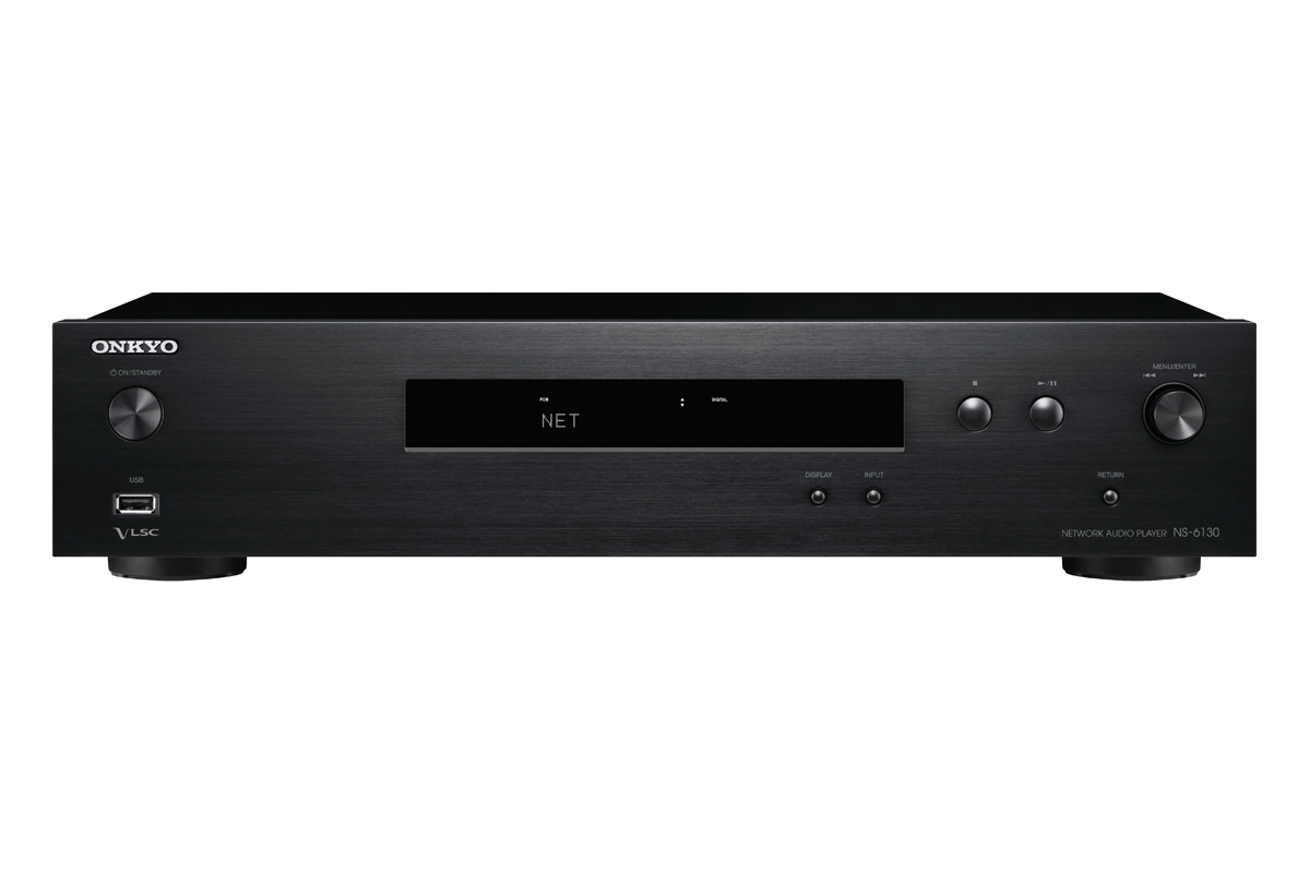 Onkyo NS-6130 HiRes Netzwerk Audio-Player