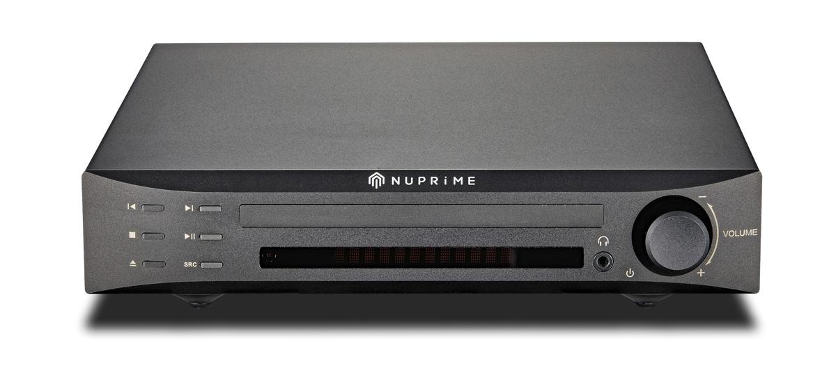 Nuprime CDP-9 CD-Player Inkl. DAC Vorstufe