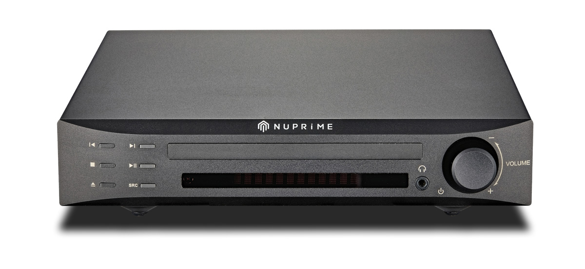 Nuprime CDP-9 CD-Player Incl. DAC PRE Amplifier