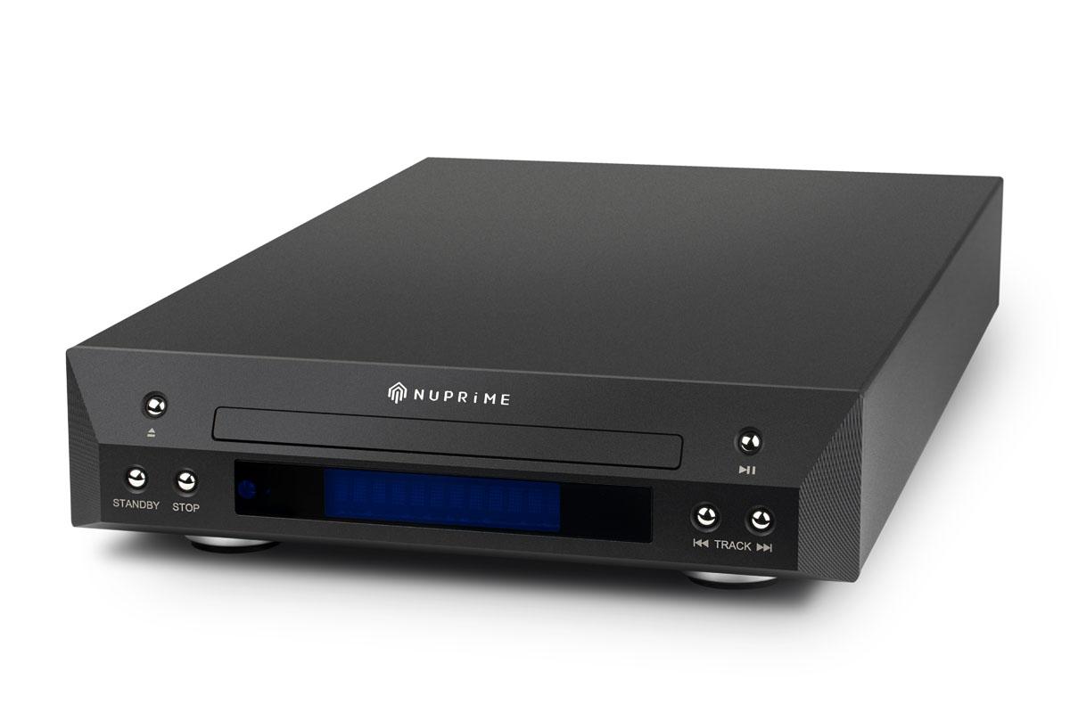 Nuprime CDT-10 CD-Laufwerk