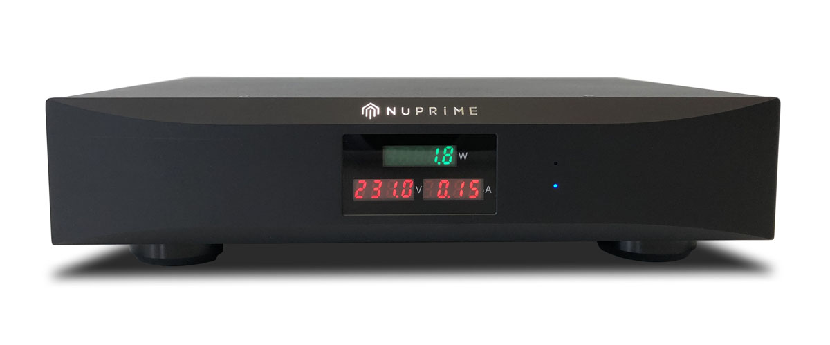 Nuprime Pure AC-4 Power Conditioner / Netzfilter