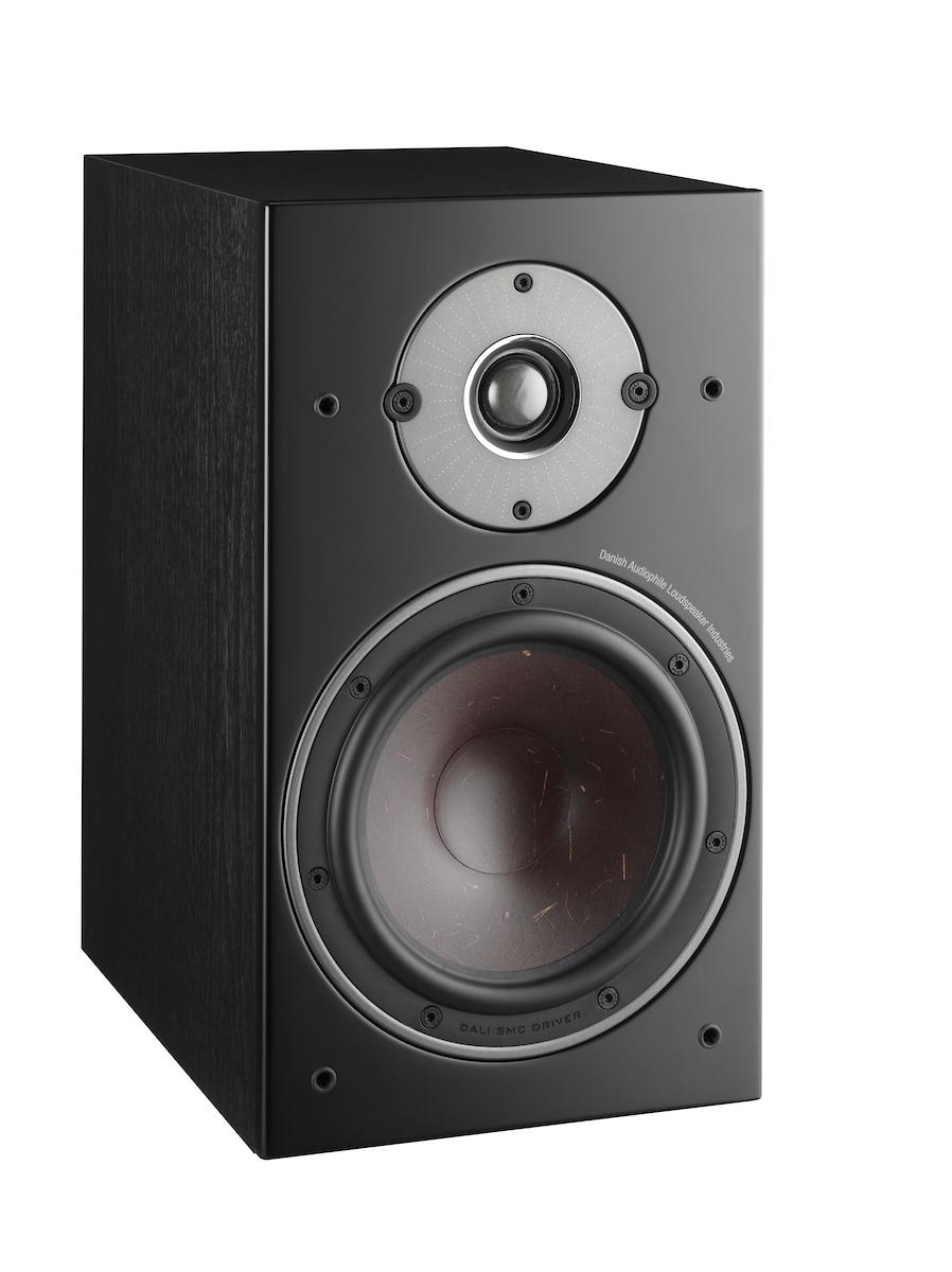 Dali Oberon 3 Regal-Lautsprecher Esche schwarz