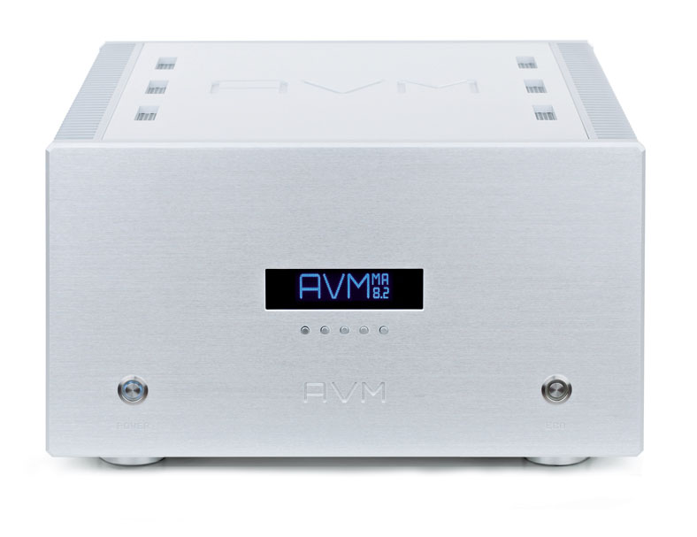AVM Ovation MA 8.2 Mono-Poweramplifier Pair