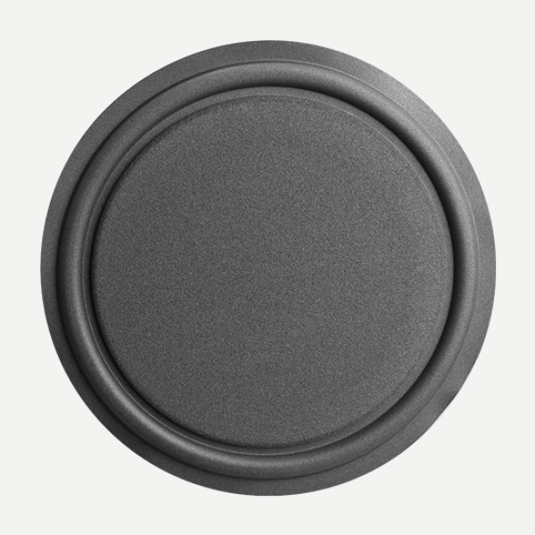 ESS 10 Zoll Scheiben Passiv Membrane - 25 cm ohne Korbahmen