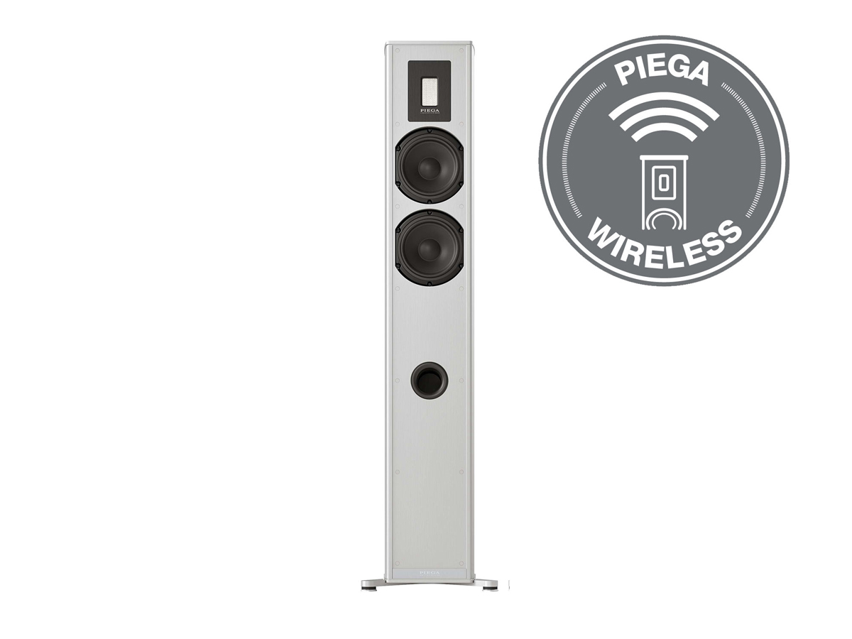 Piega Premium Wireless 701 Stand-Speakers