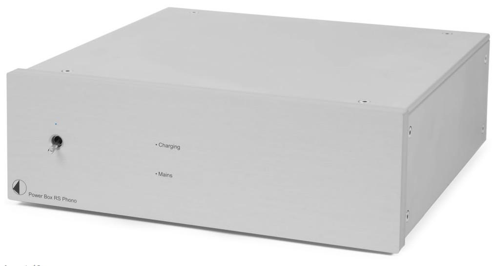Pro-Ject Power Box RS Phono Akku-Netzteil für Phono Box RS