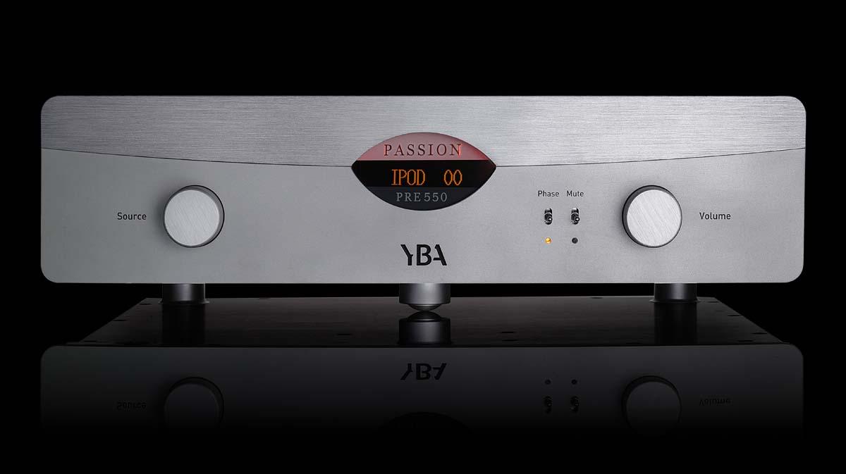 YBA Passion PRE 550 Vorverstärker