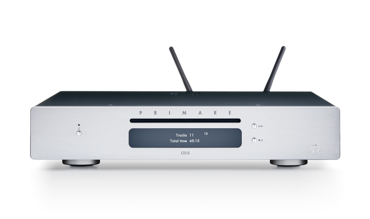 Primare CD15 Prisma CD-Player with Streamer