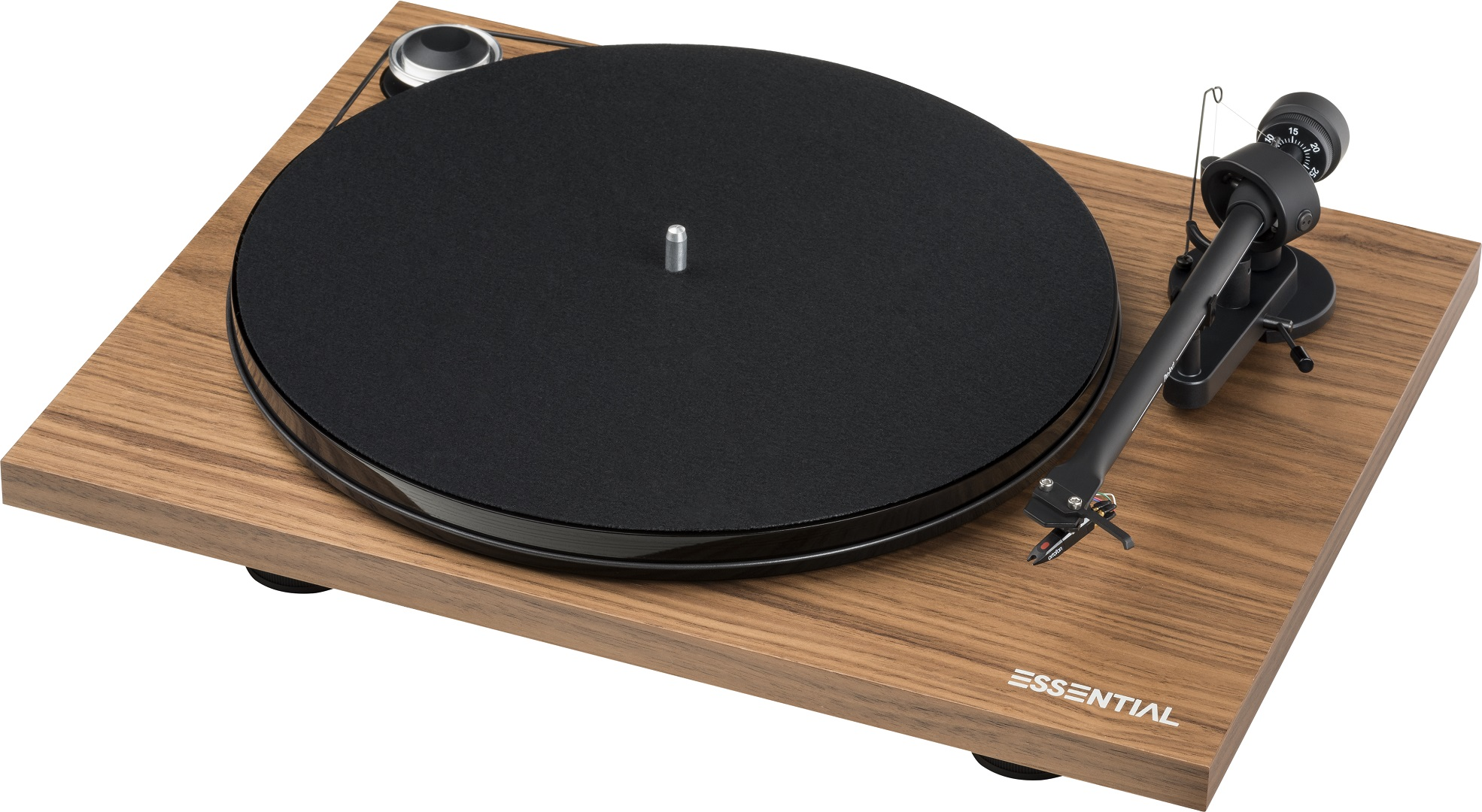 Pro-Ject Debut Record Master HiRes mit Ortofon 2M Tonabnehmer und MM Vorverstärker