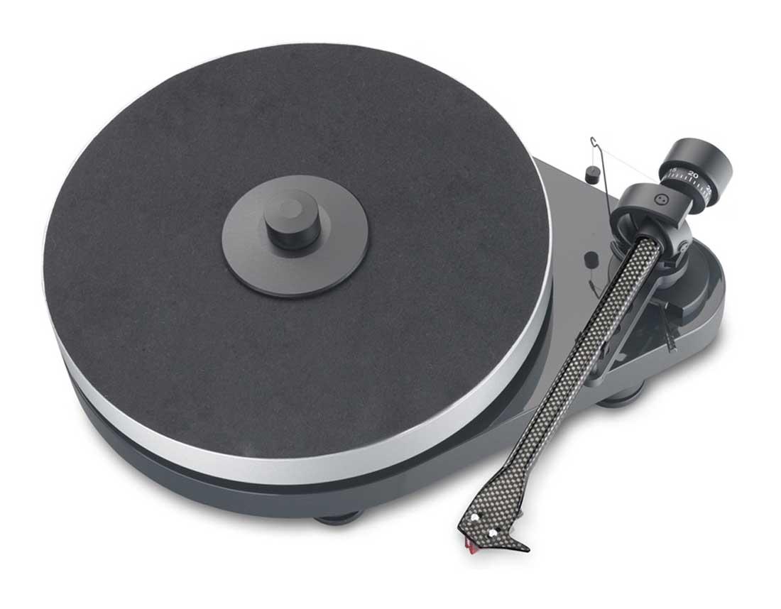 Pro-Ject RPM 5.1 mit Ortofon 2M Red, Pianolack