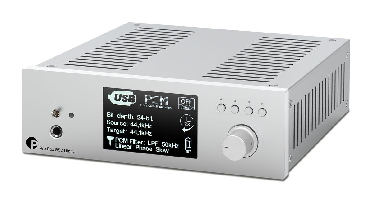 Pro-Ject Pre Box RS2 Digital Vorverstärker