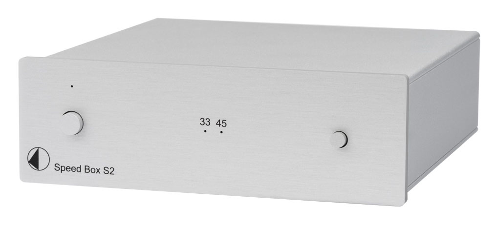 Pro-Ject Speed Box S2 für 33/45 U/Min.