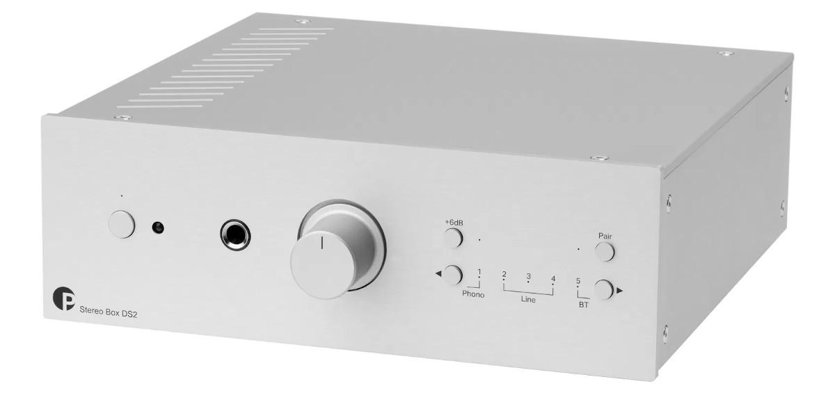 Pro-Ject Stereo Box DS2 Vollverstärker