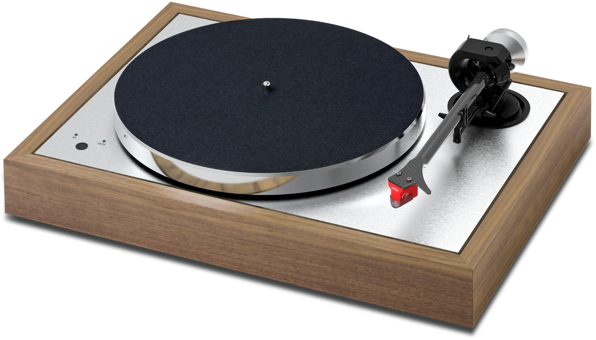 Pro-Ject The Classic Evo with Ortofon MC quintet red cartridge