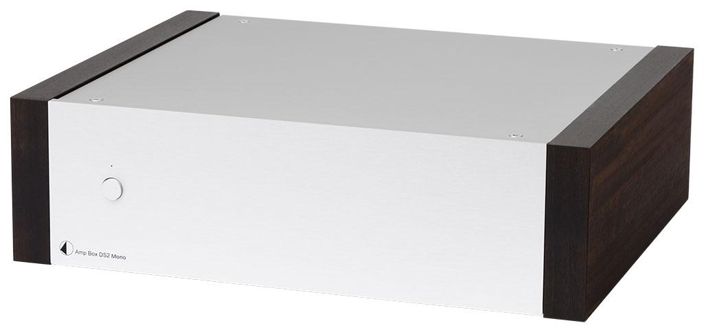 Pro-Ject AMP Box DS Mono Amlifier silver/eucalyptus