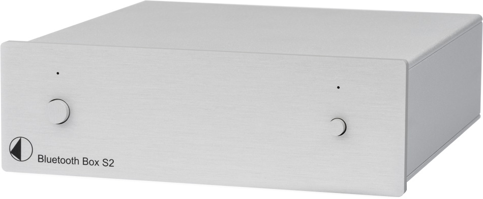Pro-Ject Bluetooth Box S2 silber