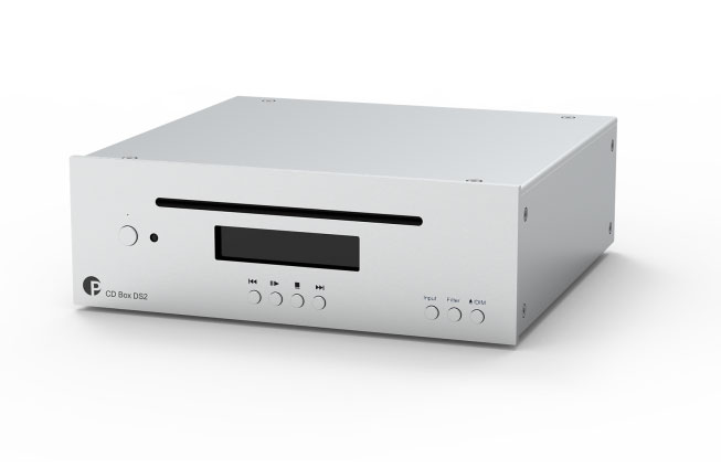 Pro-Ject CD Box DS2 CD-Player und HiRes DAC