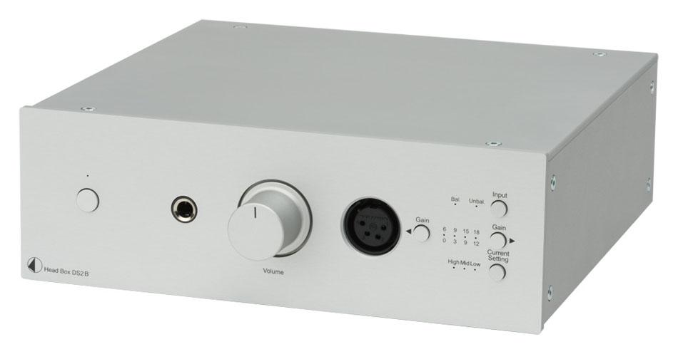 Pro-Ject Head Box DS2 B Kopfhörer-Verstärker