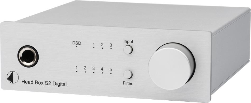 Pro-Ject Head Box S2 Digital Kopfhörer-Verstärker