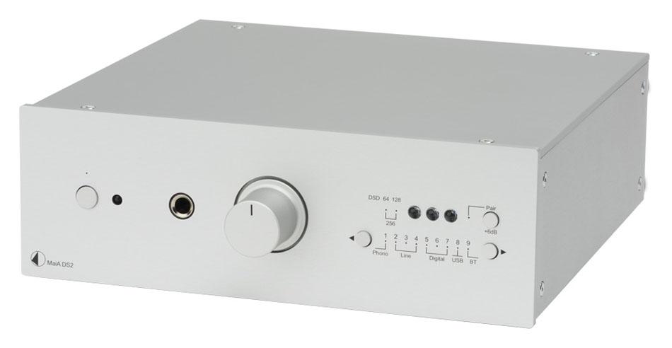 Pro-Ject MaiA DS2 Vollverstärker - Bluetooth und USB