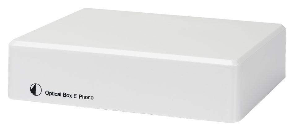 Pro-Ject Optical Box E Phono A/D Wandler mit MM Phono-Vorverstärker