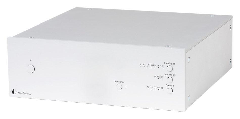 Pro-Ject Phono Box DS2 MM/MC Phono-Vorverstärker