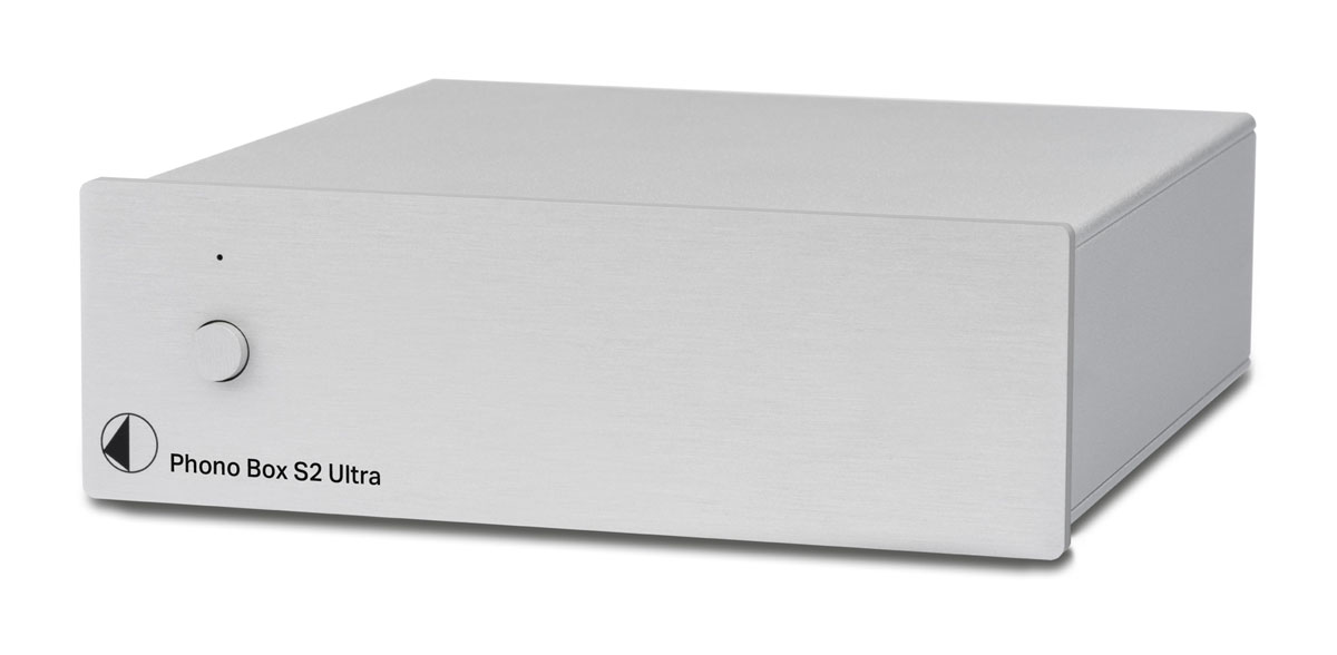 Pro-Ject Phono Box S2 Ultra MM/MC phono-preamplifier