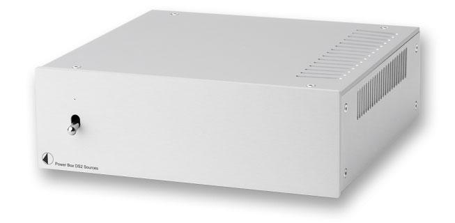 Pro-Ject Power Box DS2 Sources Linear-Netzteil
