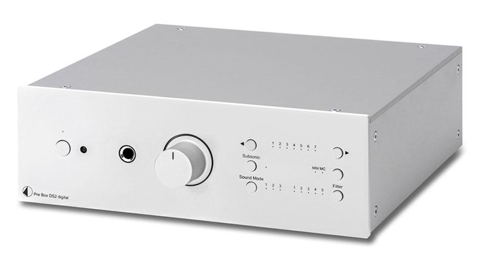 Pro-Ject Pre Box DS2 Digital Vorverstärker