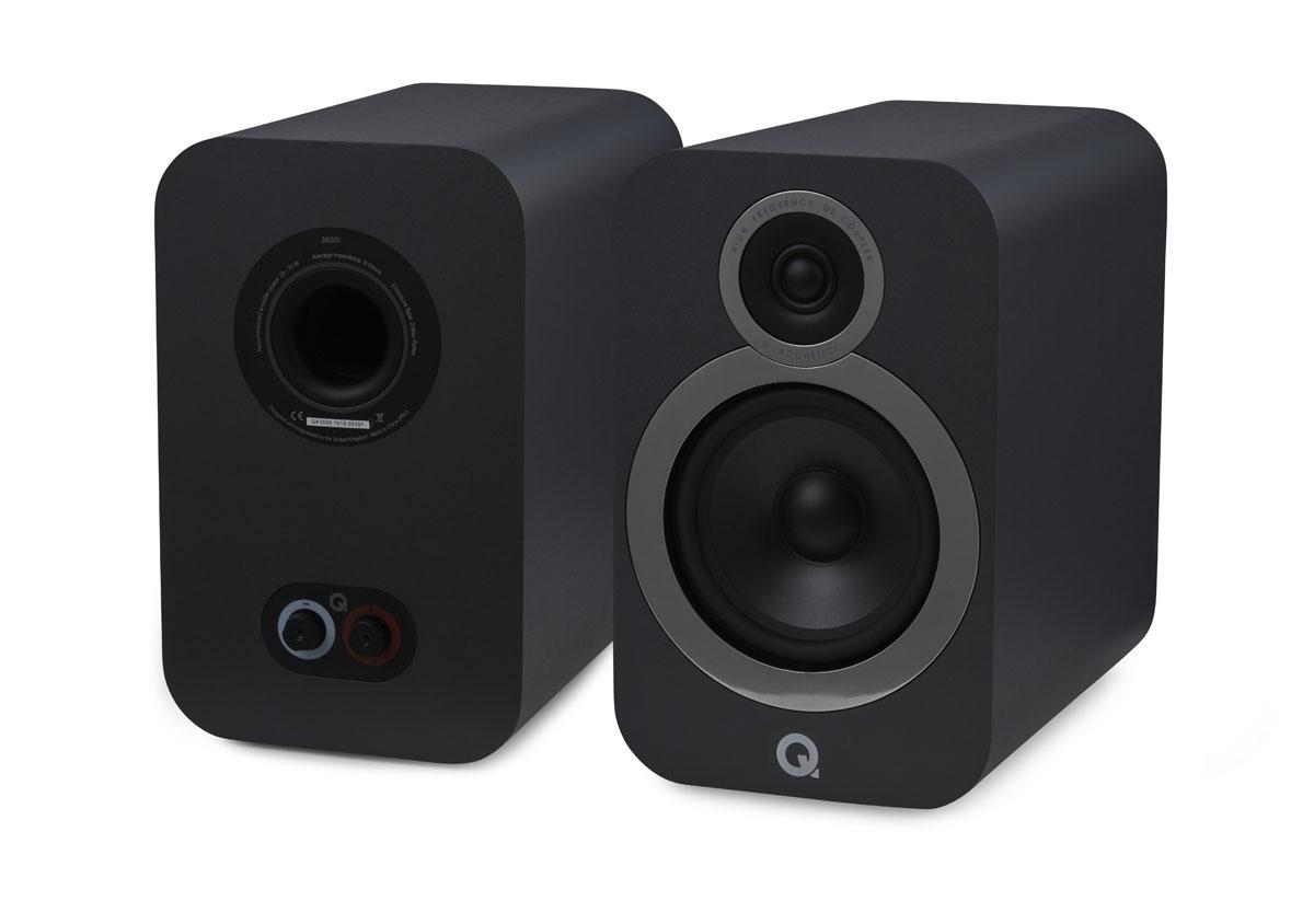 Q-Acoustics 3030i Compact Bookshelf Speaker