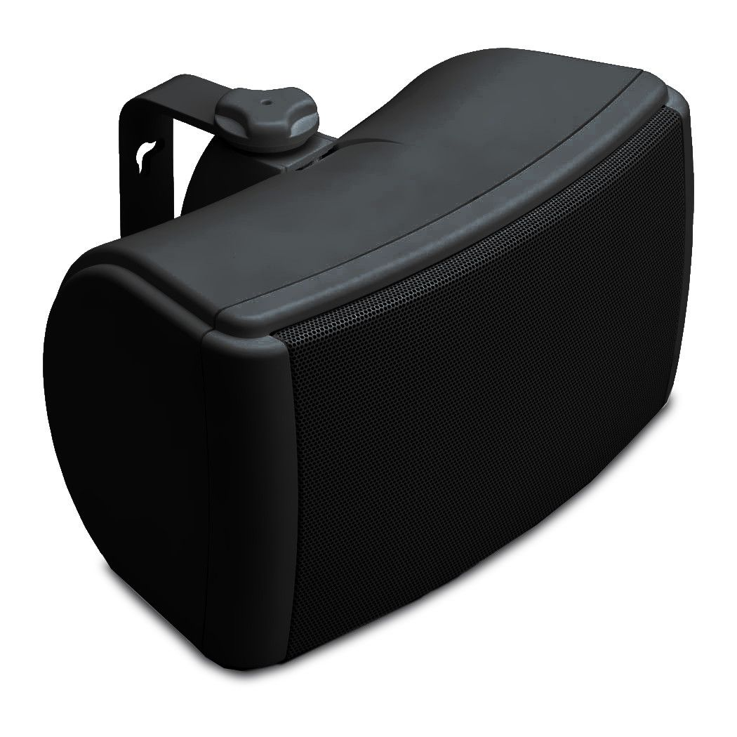 Q-Acoustics Qi 65 EW Aussen-Lautsprecher, Wetterfest schwarz