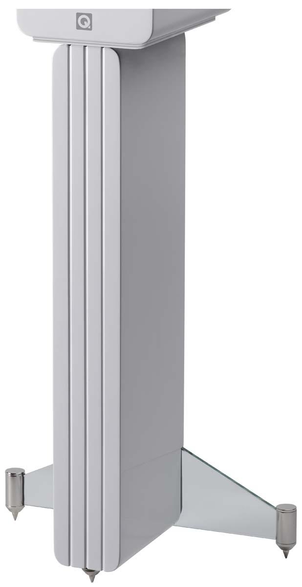Q-Acoustics Concept Ständer (Paar) hochglanz weiss