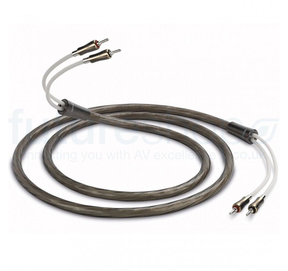 QED Supremus High-End-Loudspeaker cable 2 X 2.0 MTR.