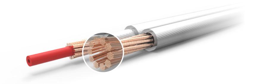 QED Performance XT25 Lautsprecher-Kabel 2,5 MM